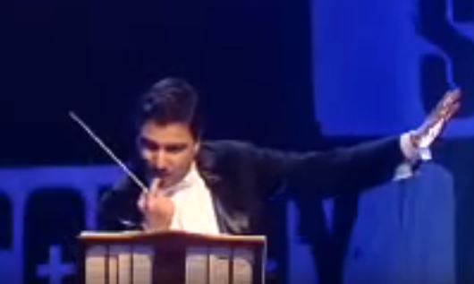 This hilarious sketch reminds us how hard conductors work in rehearsals