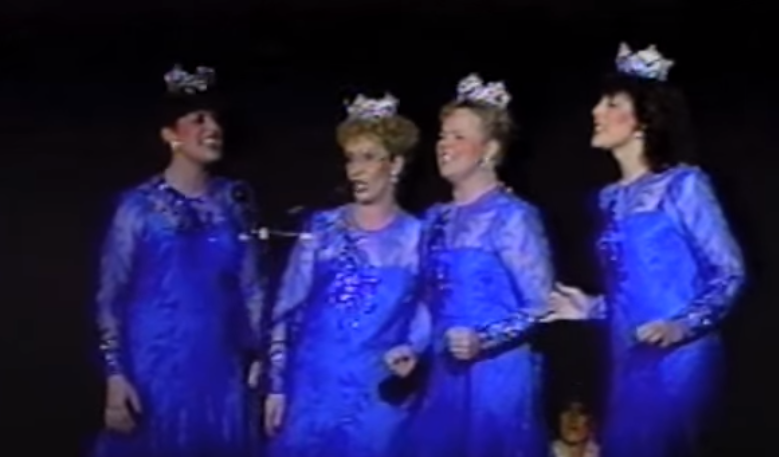 You're not ready for a cappella Rhapsody in Blue