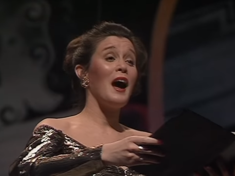 She thought opera was ridiculous. Then she sang opera for a living.