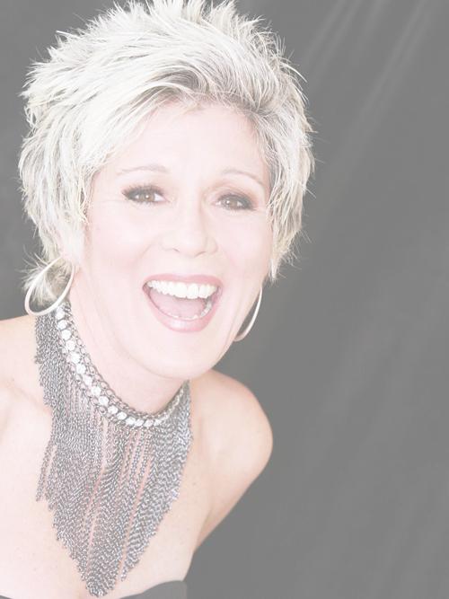 Soprano singer Sylvia McNair
