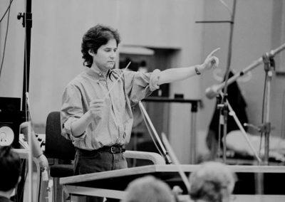 Horner conducting Braveheart