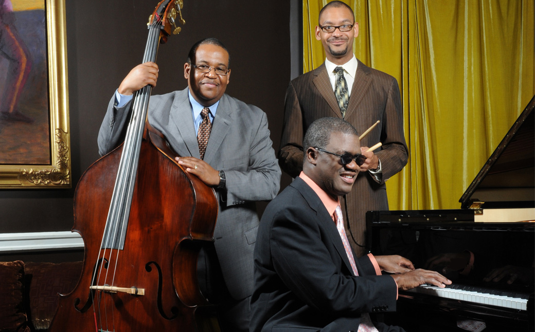 Marcus Roberts Trio for International Jazz Day