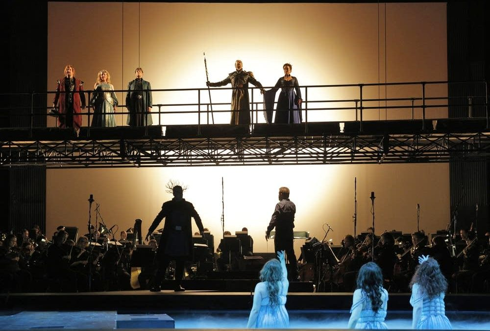 Listen Live: Michael Christie conducting 'Das Rheingold' with Minnesota Opera