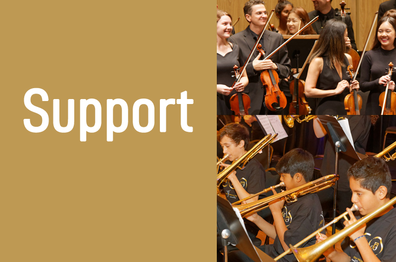 Join the fun and adopt a musician!